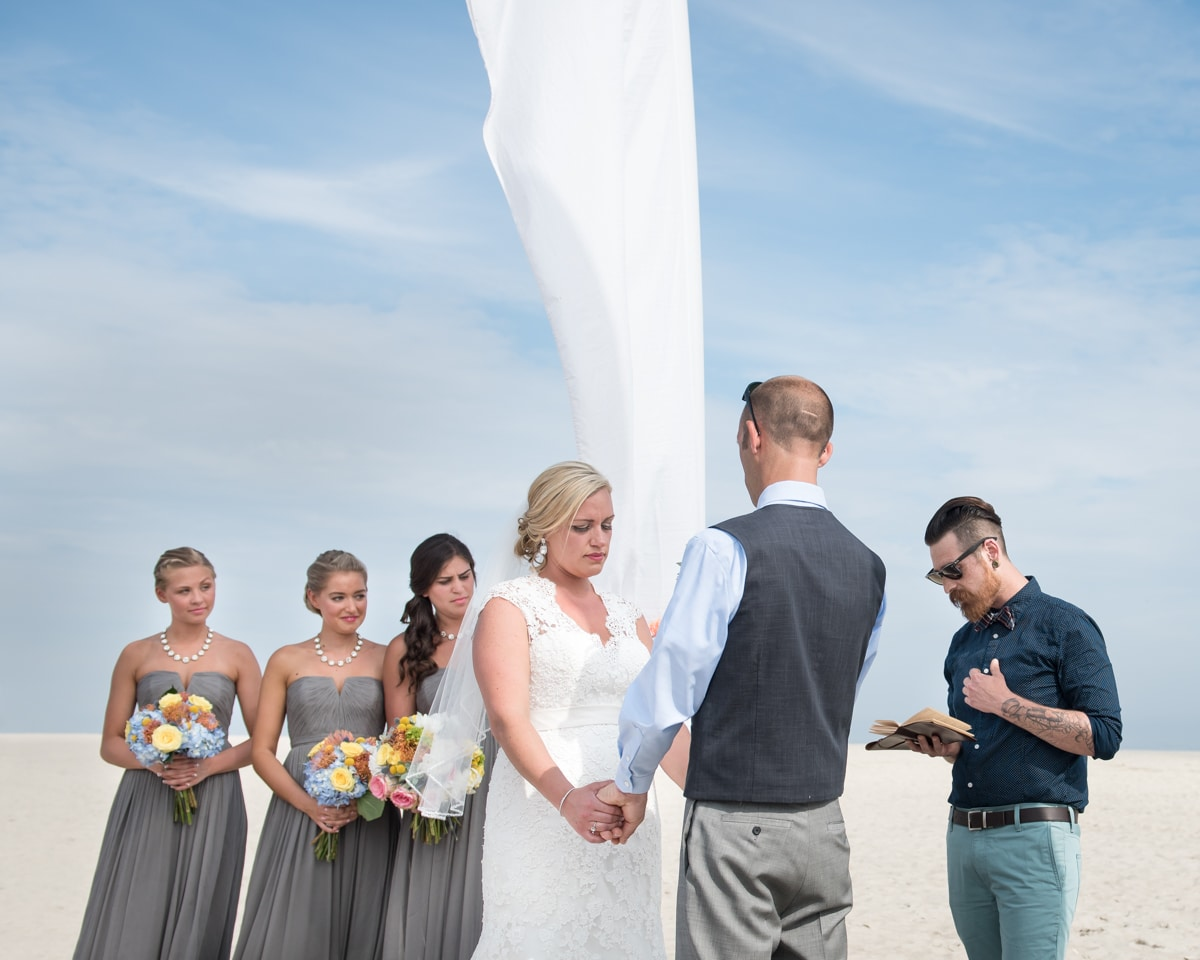 Herbie & Marta get married! | Cape May wedding photographer