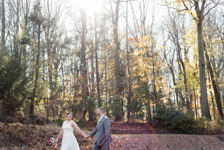 The Centre Bridge Inn Wedding, New Hope PA | Sarah & Dave