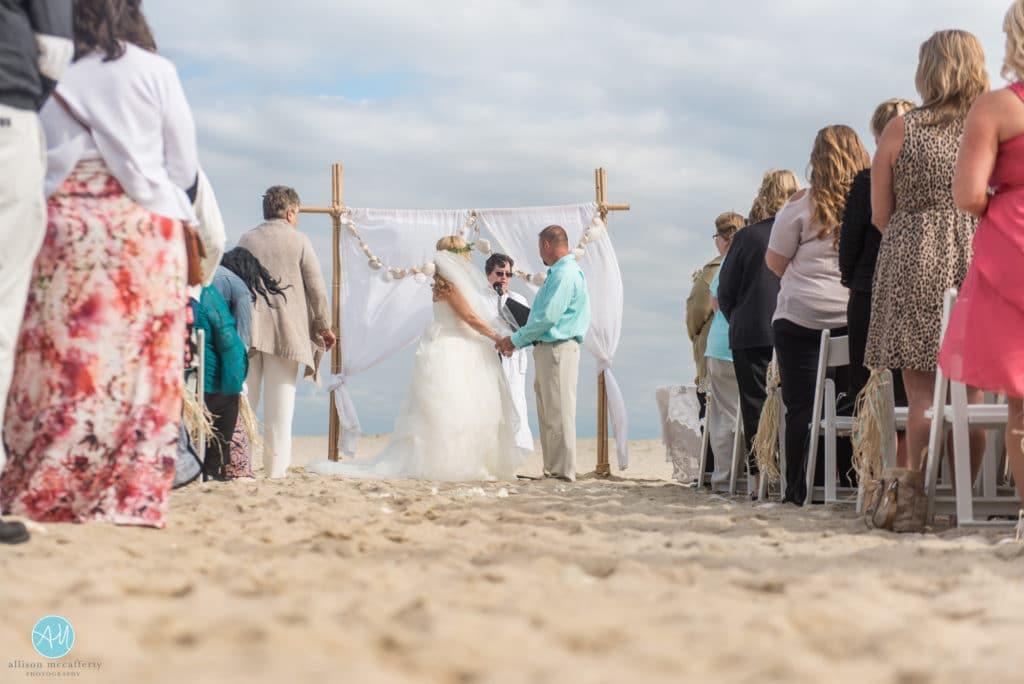 point pleasant beach wedding photographers