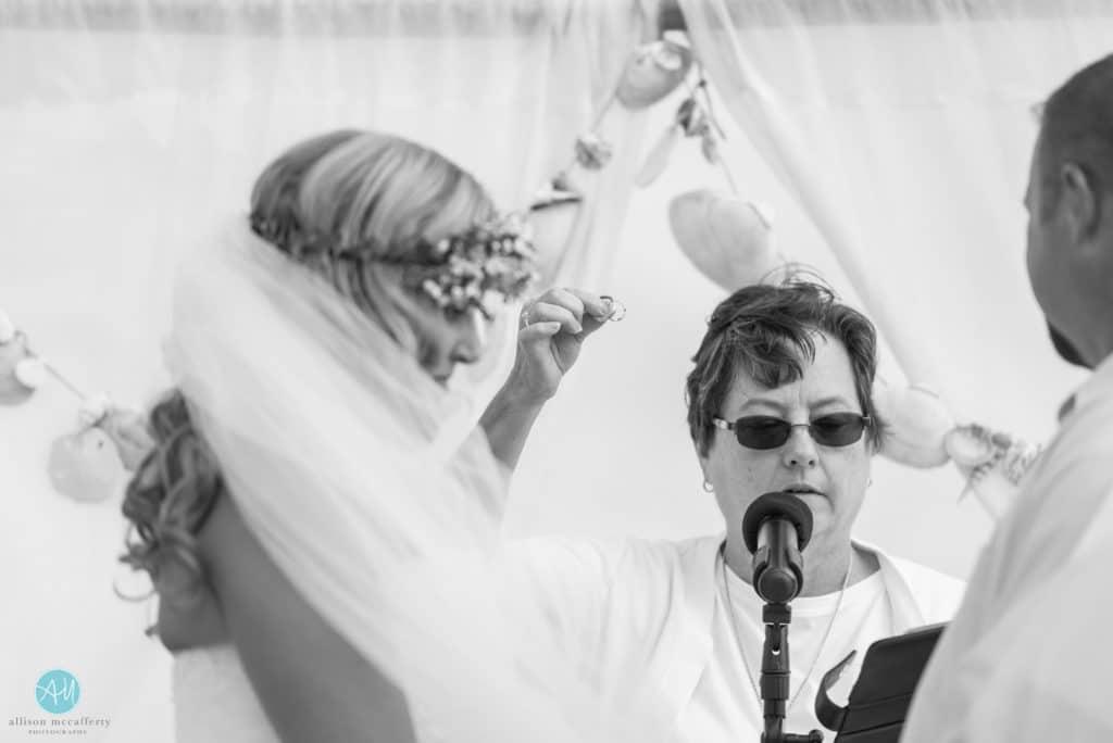 jenkinsons inlet wedding photography