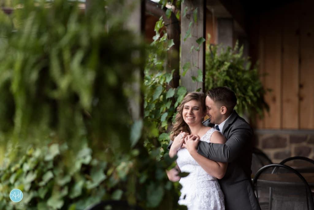 Rose Bank Winery Wedding