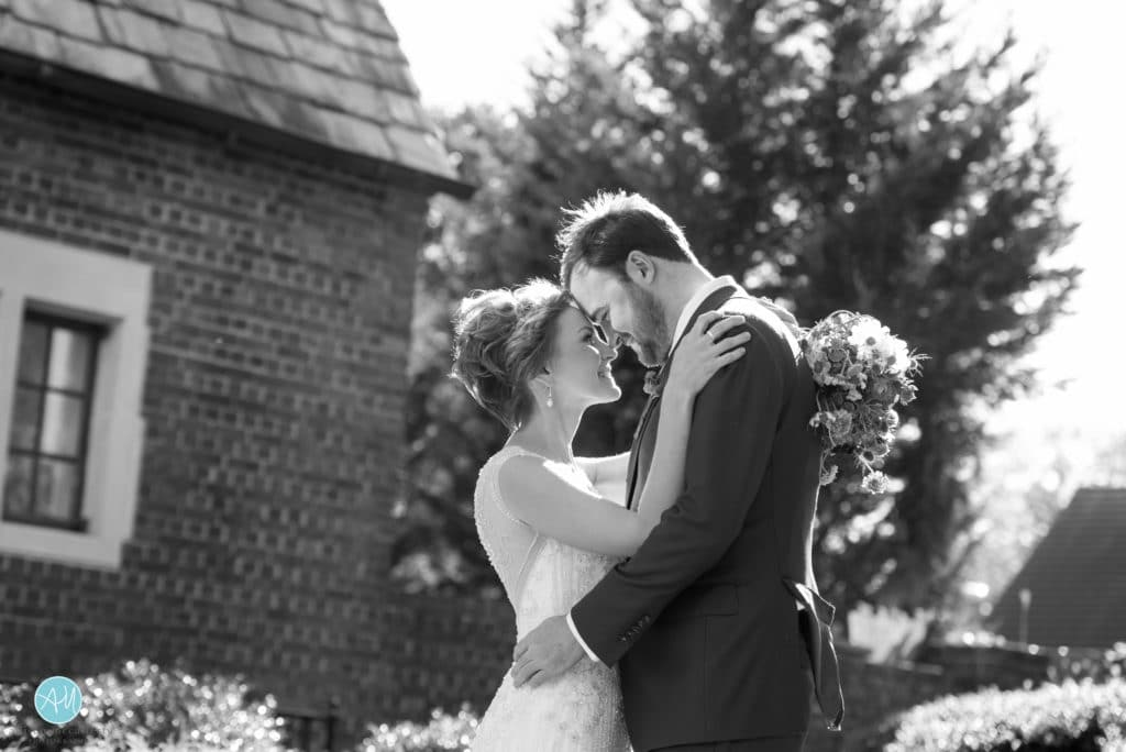 Wedding at Moorestown Community House