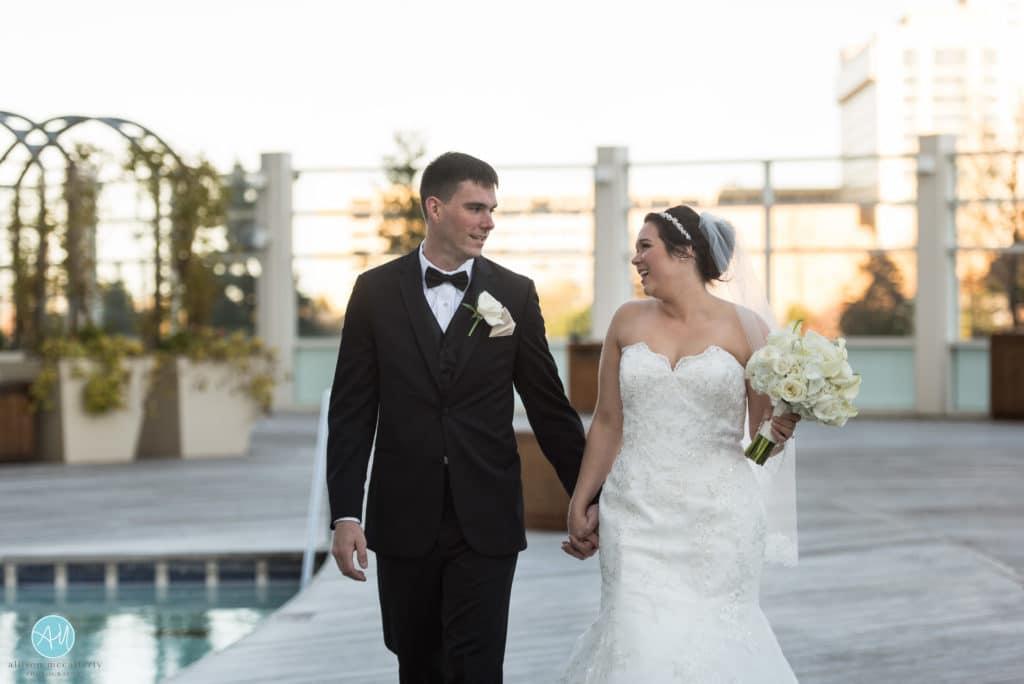 Borgata Water Club Wedding Photographer