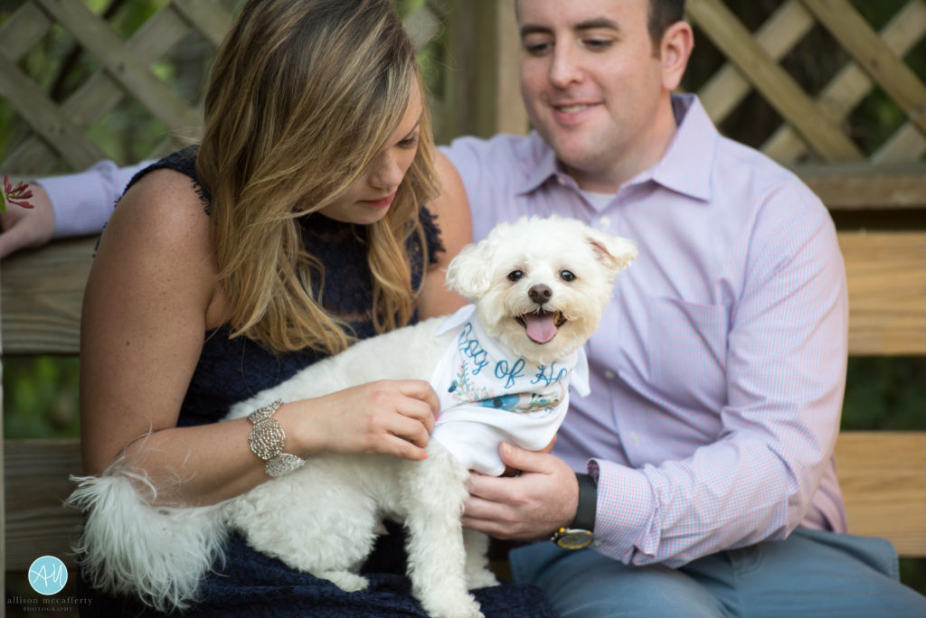 Hereford Inlet engagement session