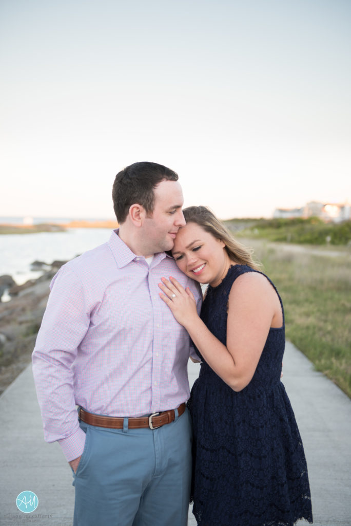 wildwood nj engagement pictures