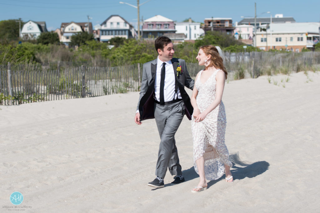 Hotel Alcott Cape May Wedding Pictures