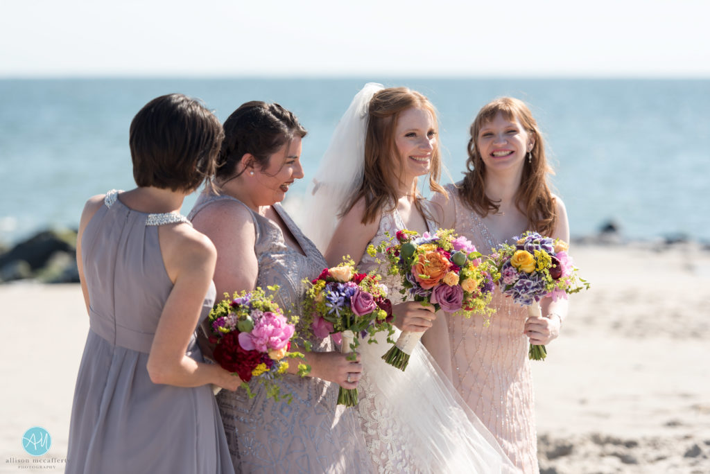 Hotel Alcott Cape May Wedding