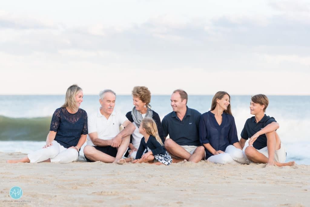 Beach Haven photo shoot