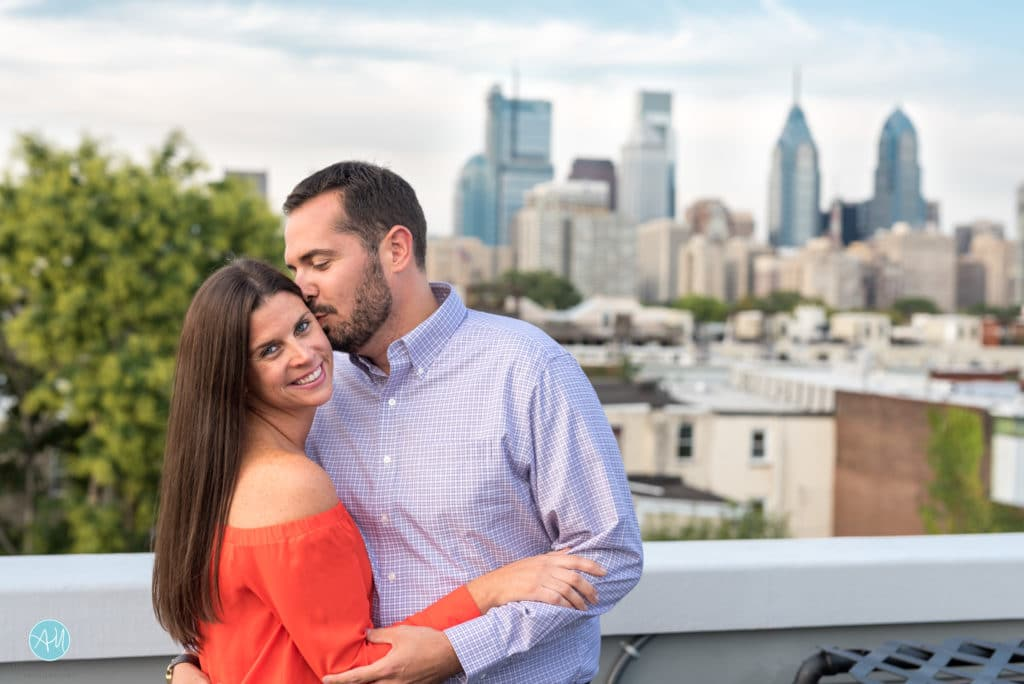 Philly Engagement Photographer
