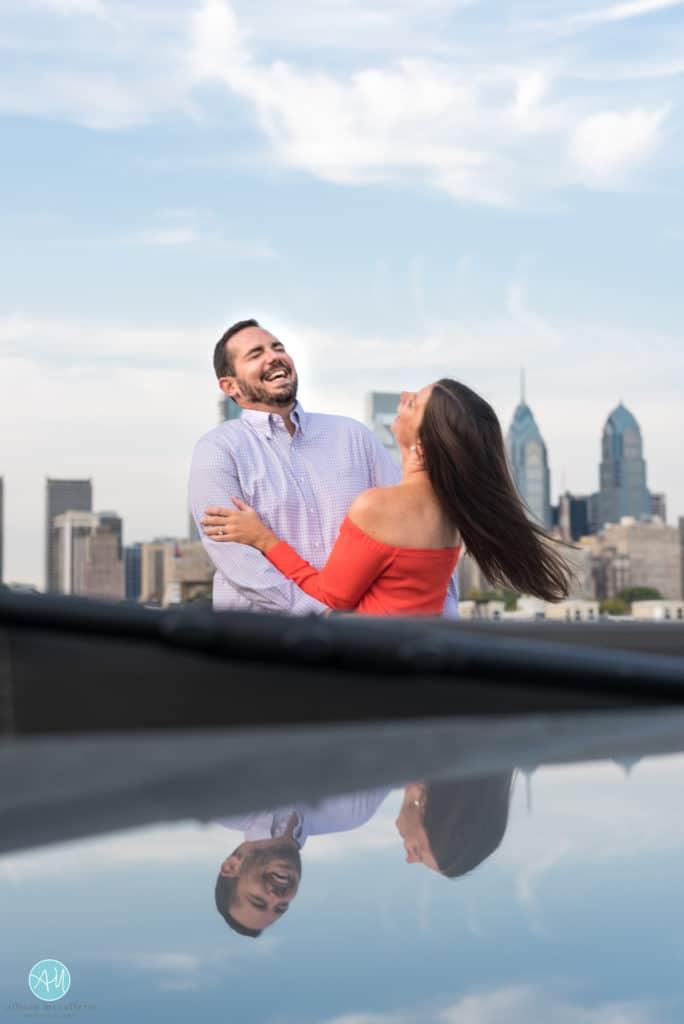 Philadelphia Engagement Session