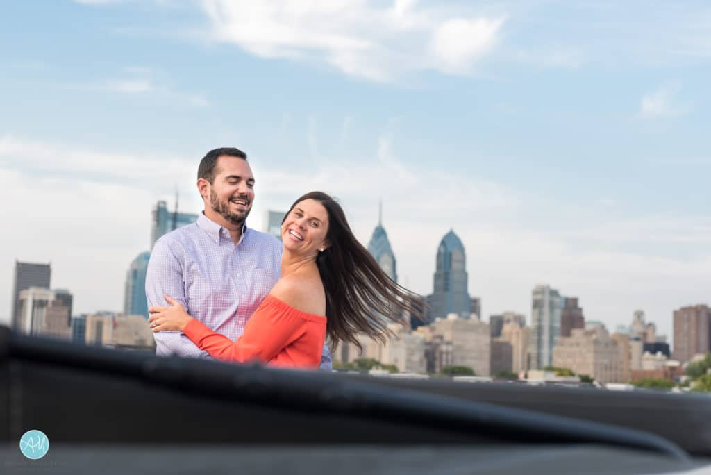 Philly Engagement Session