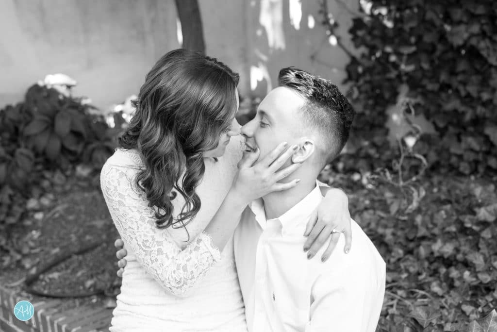 elfreith's alley engagement photos
