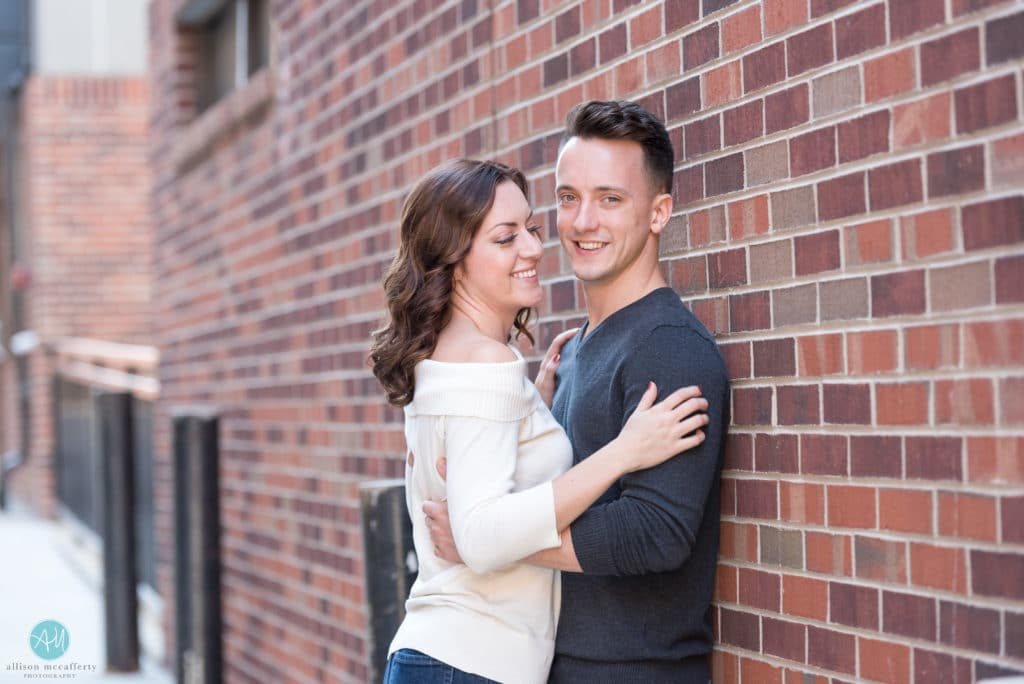 engagement session locations in old city philadelphia