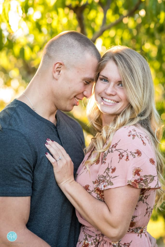 Shady Brook Farm Engagement Photography