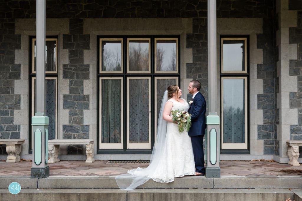 Carriage House Rockwood Wedding Photos