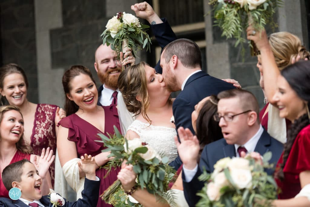 Carriage House Rockwood Wedding Pictures