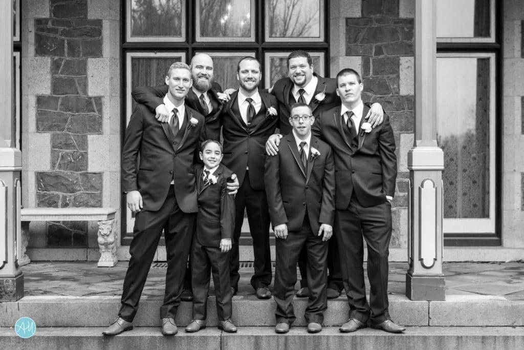 Carriage House Rockwood Wedding Photographer