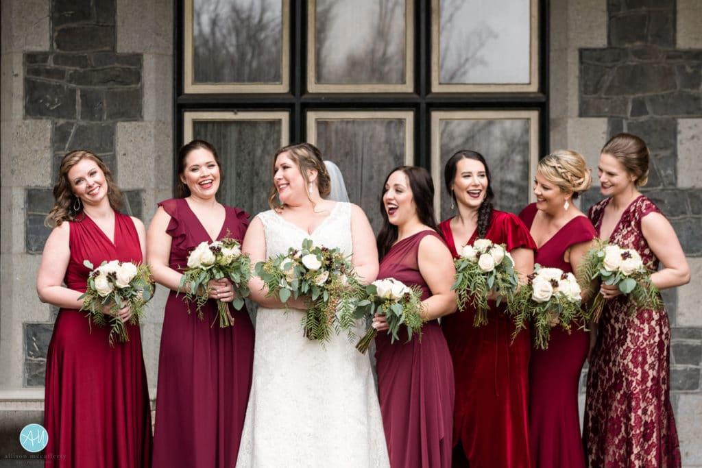 Carriage House Rockwood Wedding Photography