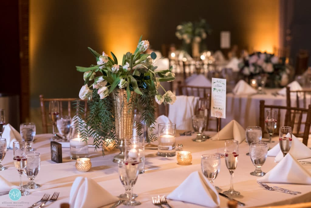 Carriage House Rockwood Wedding Reception