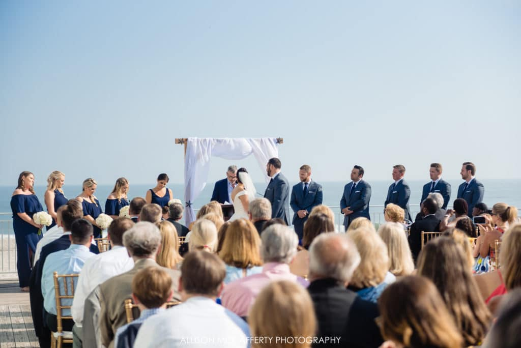 Wedding at Cape May Convention Hall