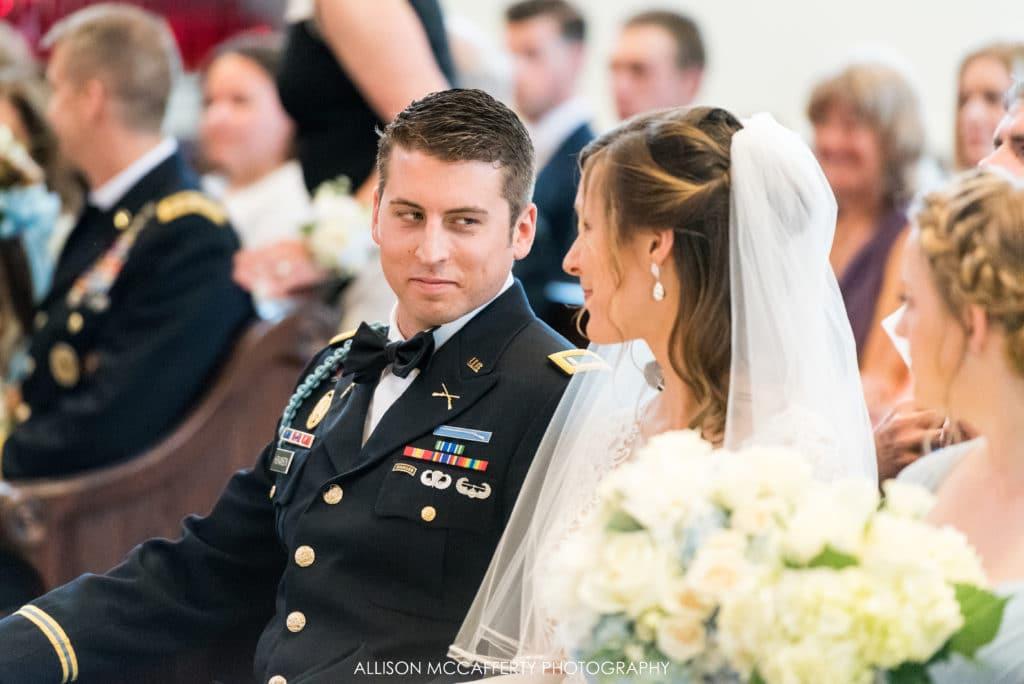 Army Ranger groom