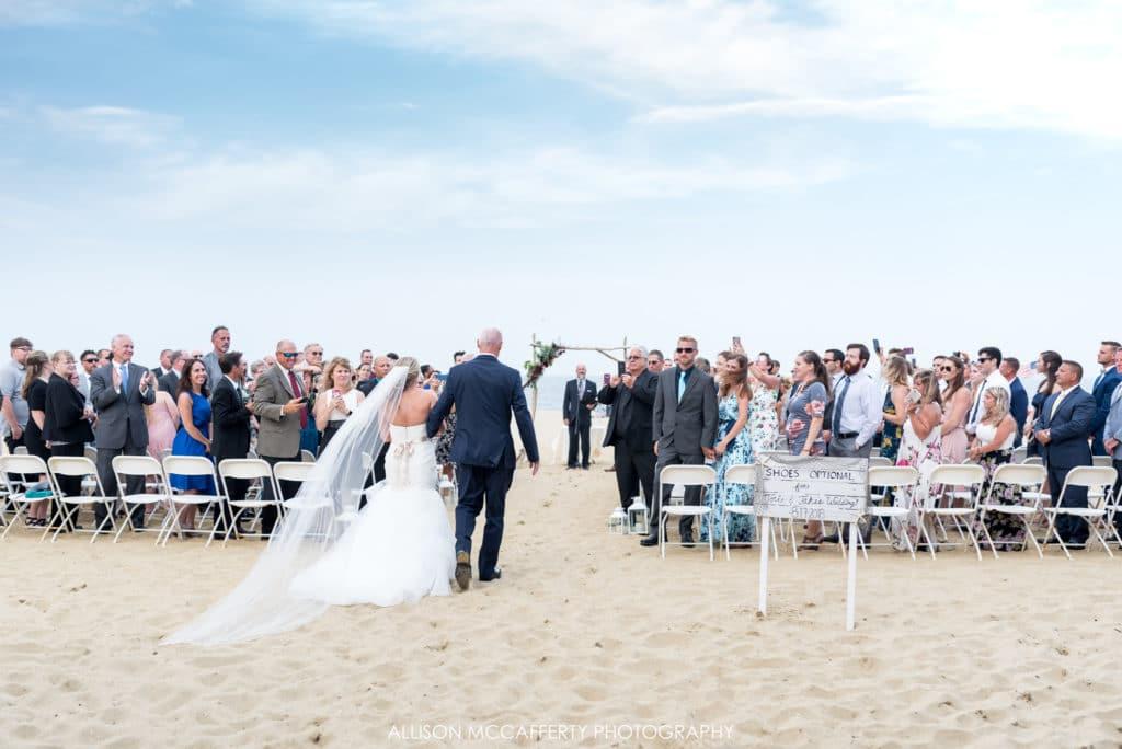 NJ Beach Wedding Photos