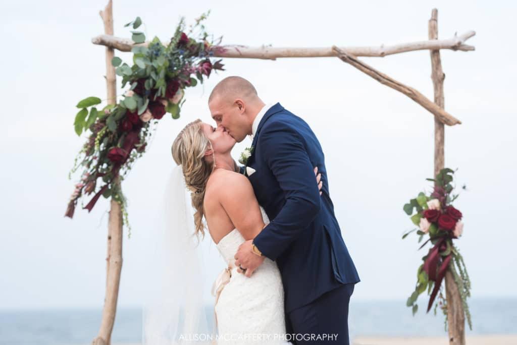 NJ Beach Wedding Inspo