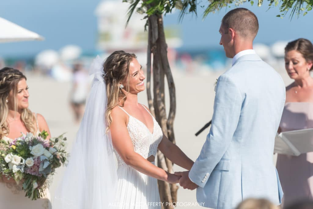 NJ Beach Wedding Pictures