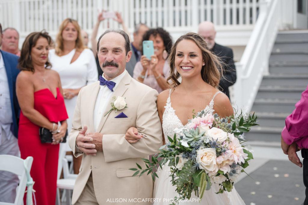 Sea Bright NJ Wedding Photographer
