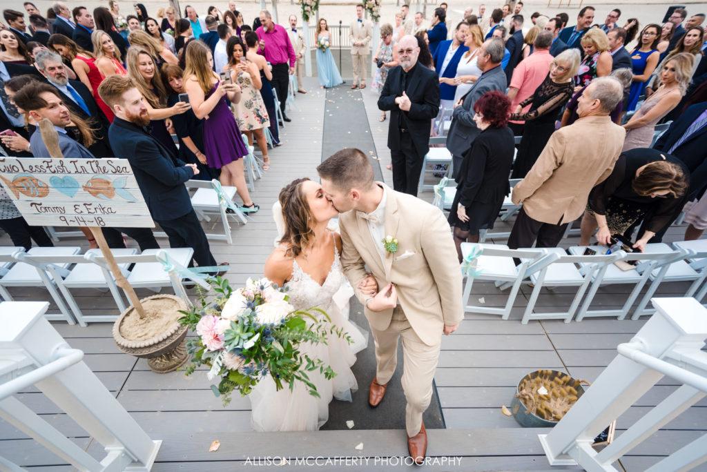 Sea Bright NJ Wedding Photographers