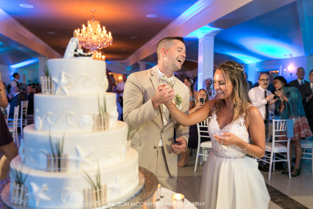 North Jersey Beach Wedding Photographer