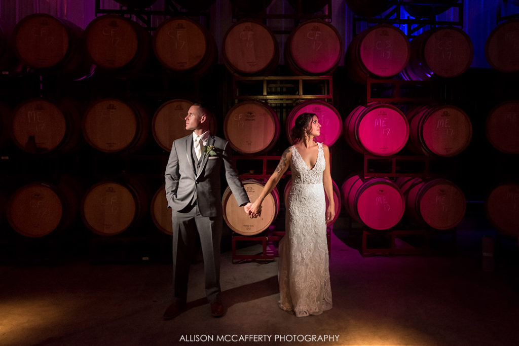 Valenzano's Winery Shamong NJ Wedding Photographer