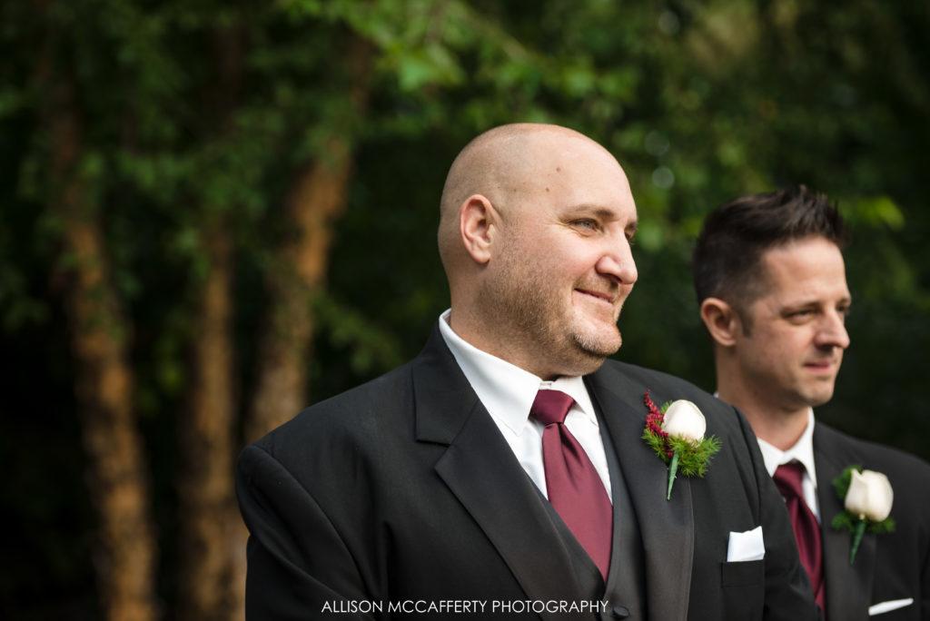 Springfield CC Wedding