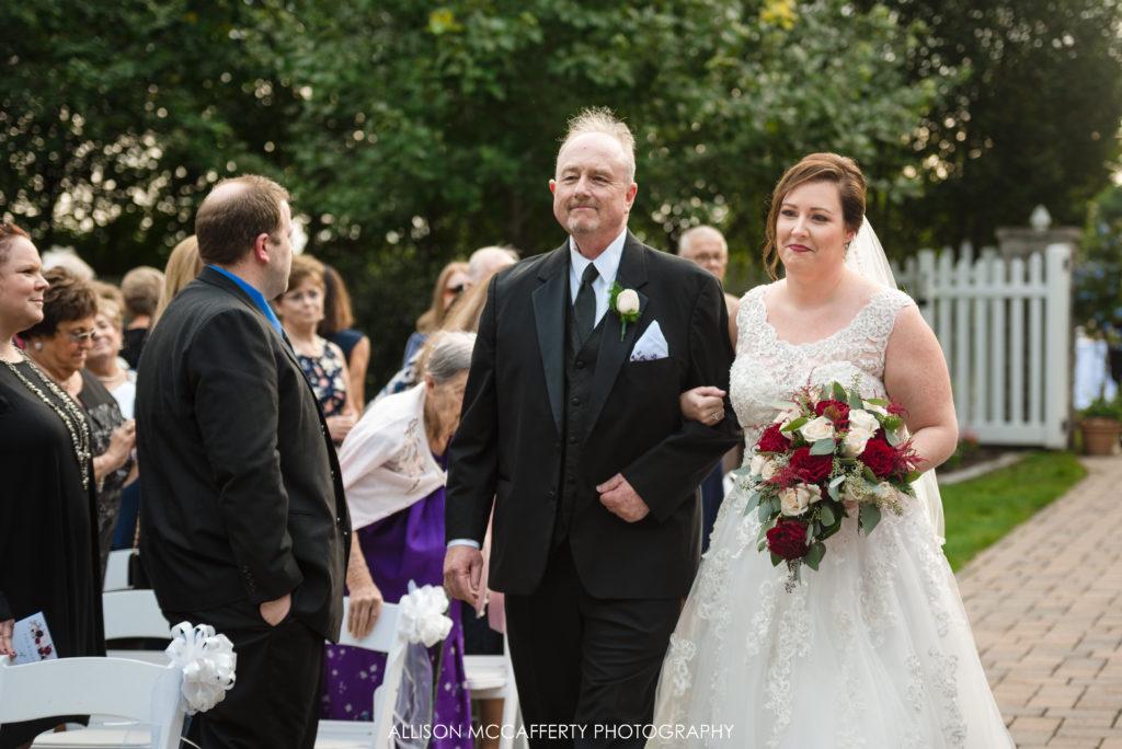 Springfield CC Wedding Photo