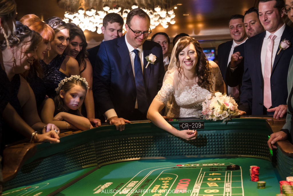 Atlantic City NJ Wedding Photography