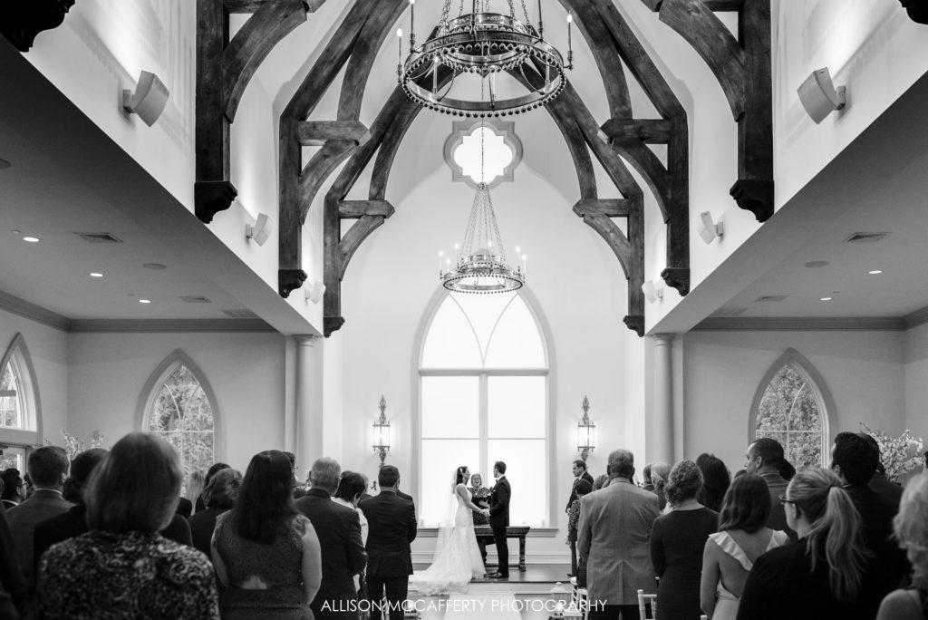 Inside the chapel at Park Chateau NJ