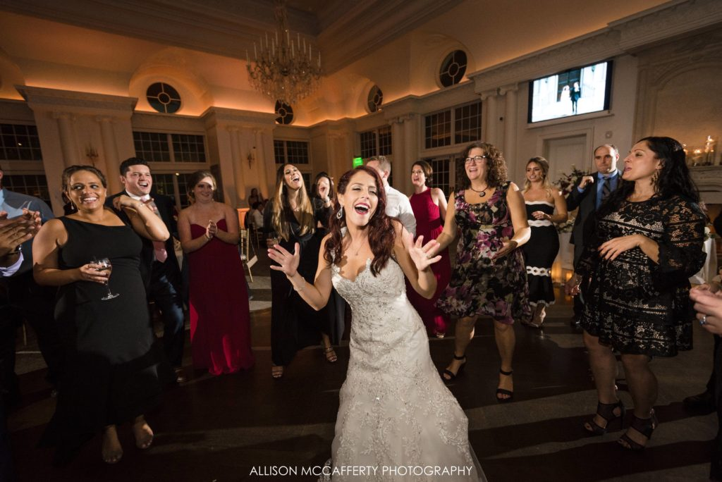 Reception photos at the Park Chateau