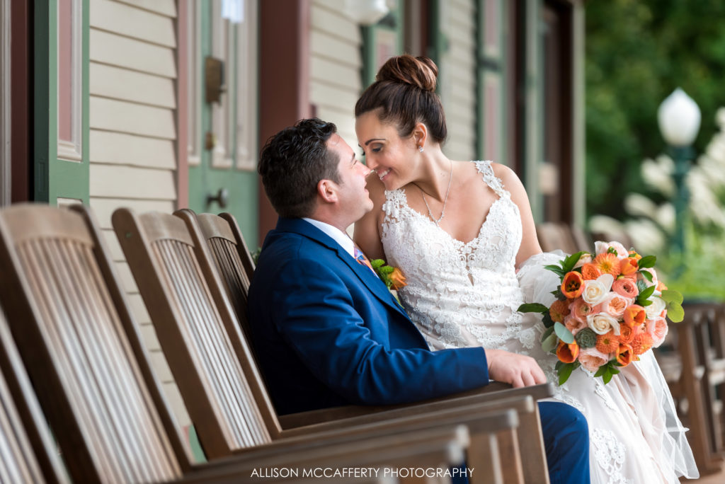 Southern Mansion Cape May Wedding Photos