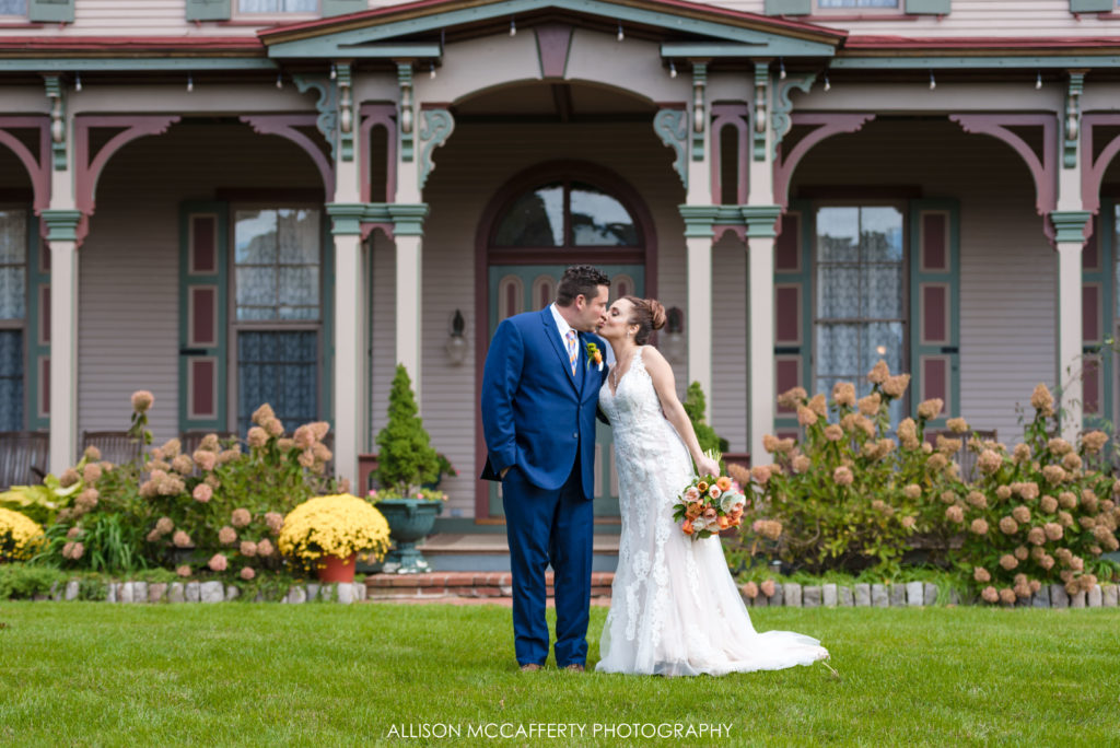 Southern Mansion Cape May Wedding Pictures
