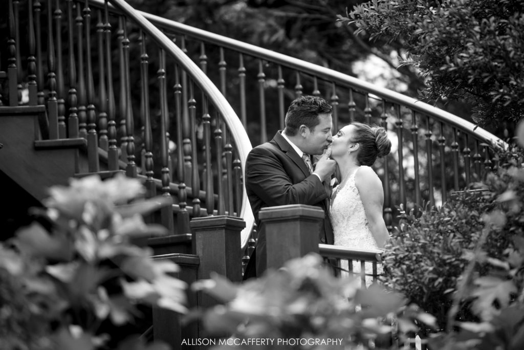 Southern Mansion Cape May Wedding Photographer