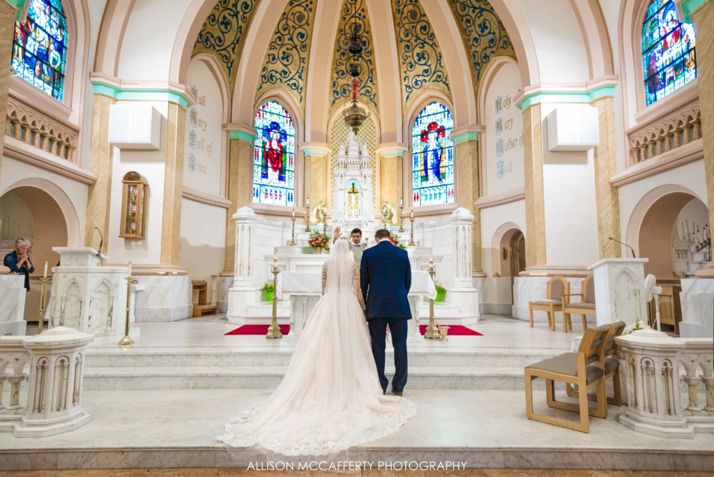 Our Lady Star of the Sea Cape May Wedding Photos