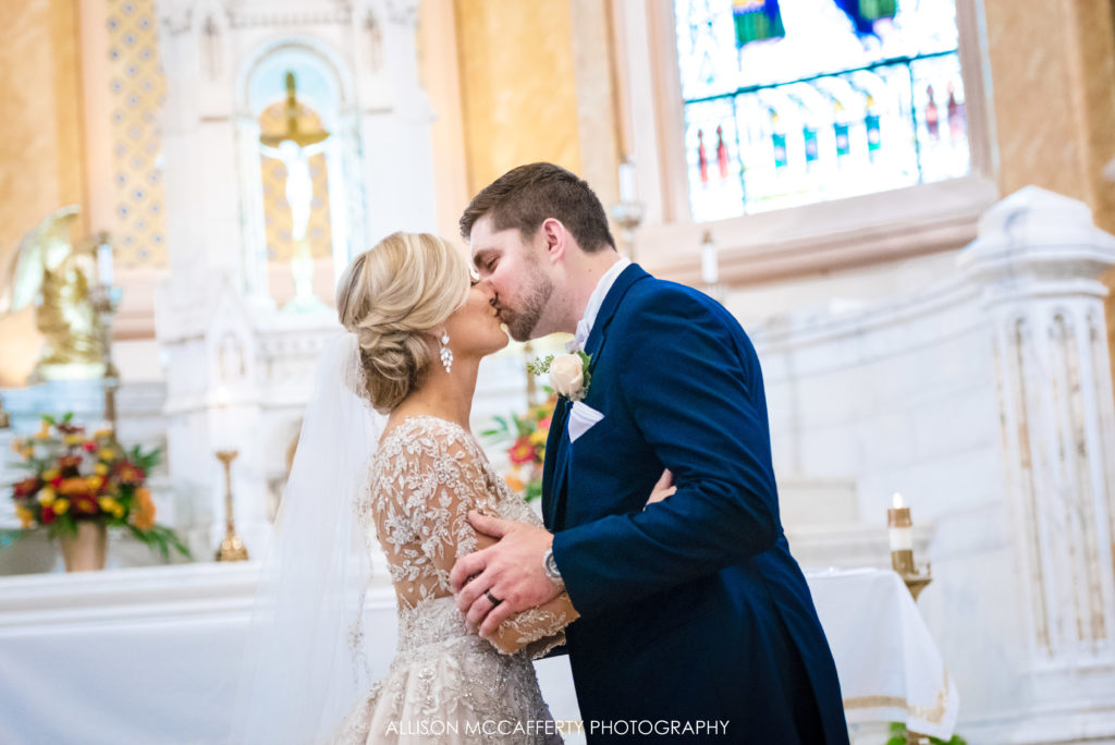 Our Lady Star of the Sea Cape May Wedding Photography