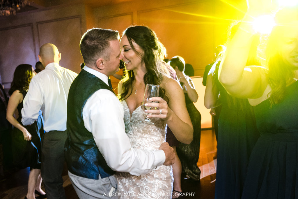Wedding at The American Hotel Freehold