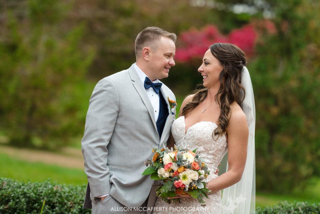 Grafton House Wedding Photo