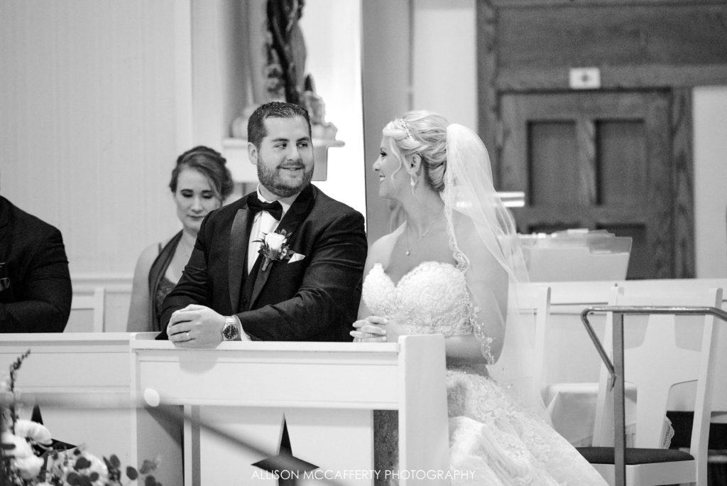 Yacht Club of Sea Isle City NJ Wedding Photos