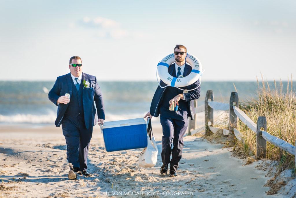 Ocean City NJ Beach Wedding Photos