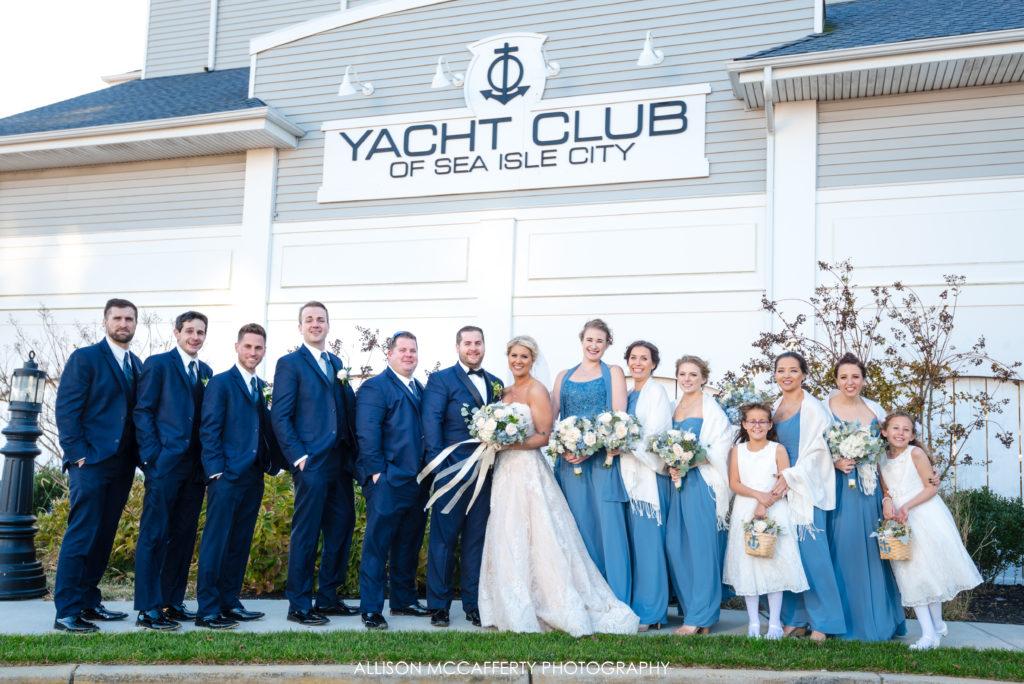 Ocean City NJ Beach Wedding Photographer