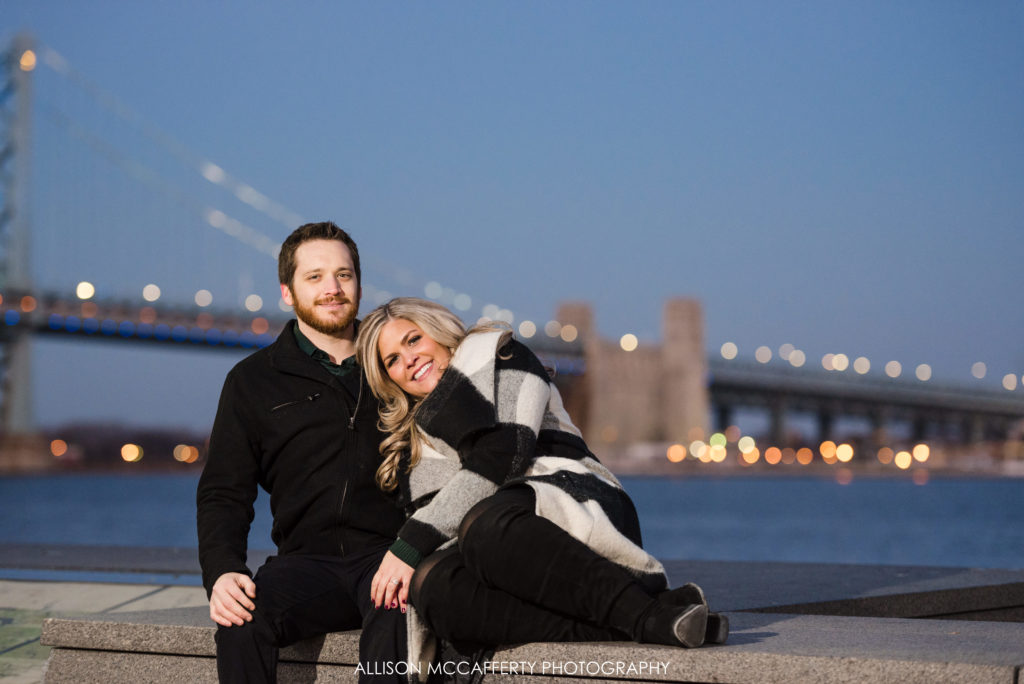 Fun Philadelphia Engagement Photographer