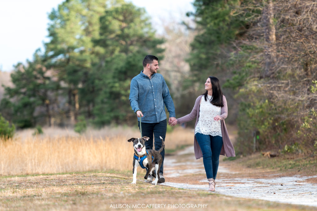 Double Trouble State Park Engagement Session