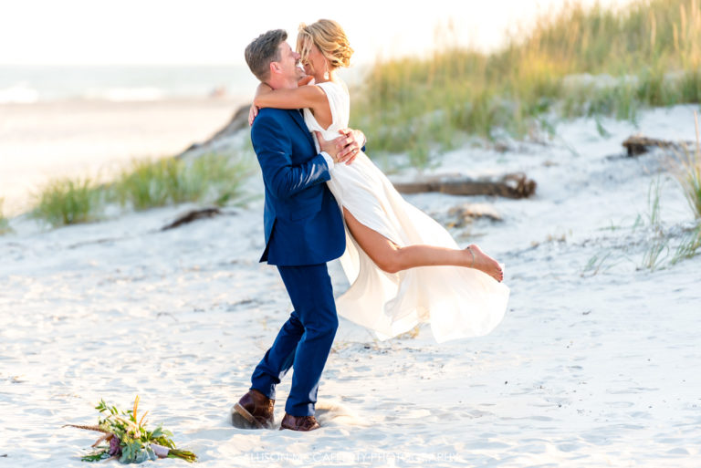 Kelly & Craig – A Surprise Wedding in Brigantine